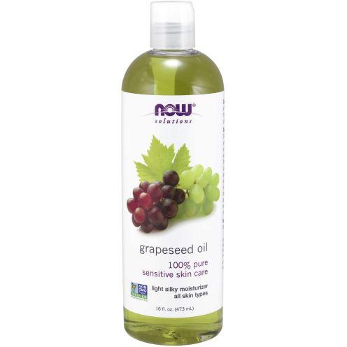 Now Foods Solutions Grape Seed Oil (Traubenkernöl)