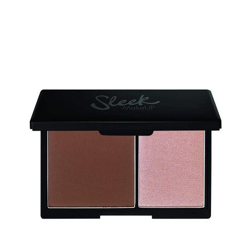Sleek MakeUP Face Contour Kit Light Puder