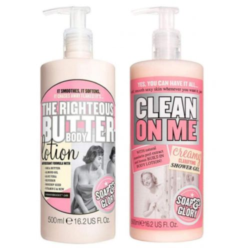 Soap and Glory Die Righteous Body Butter Lotion