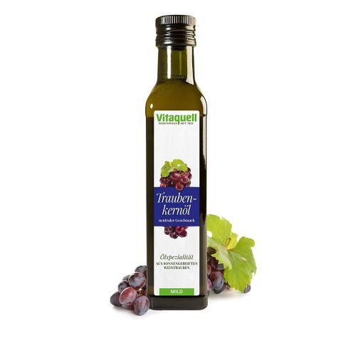 Vitaquell Traubenkern-Öl