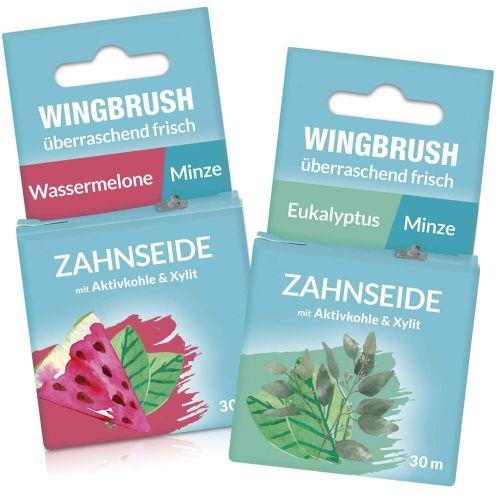 WINGBRUSH Zahnseide