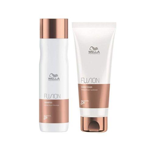 Wella Fusion Shampoo + Conditioner