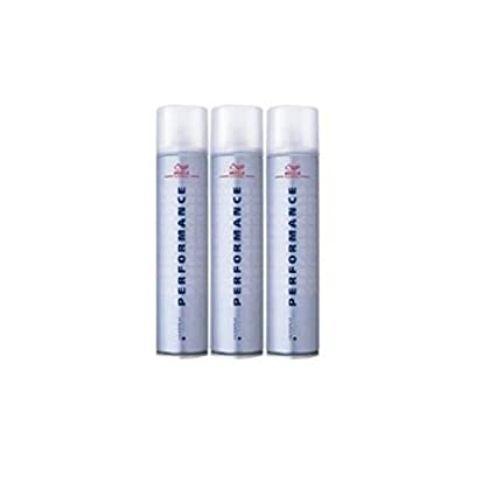 Wella Performance Haarspray Ultra Strong