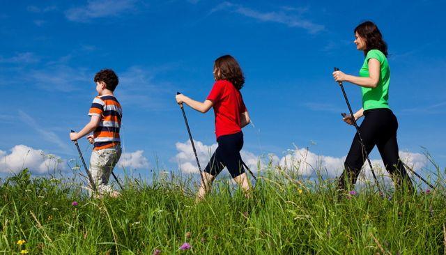 Das Walken: Effektives Laufen gegen Cellulite